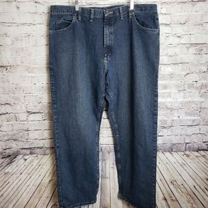 Men's Wrangler Relaxed Fit Jeans 44 x 32